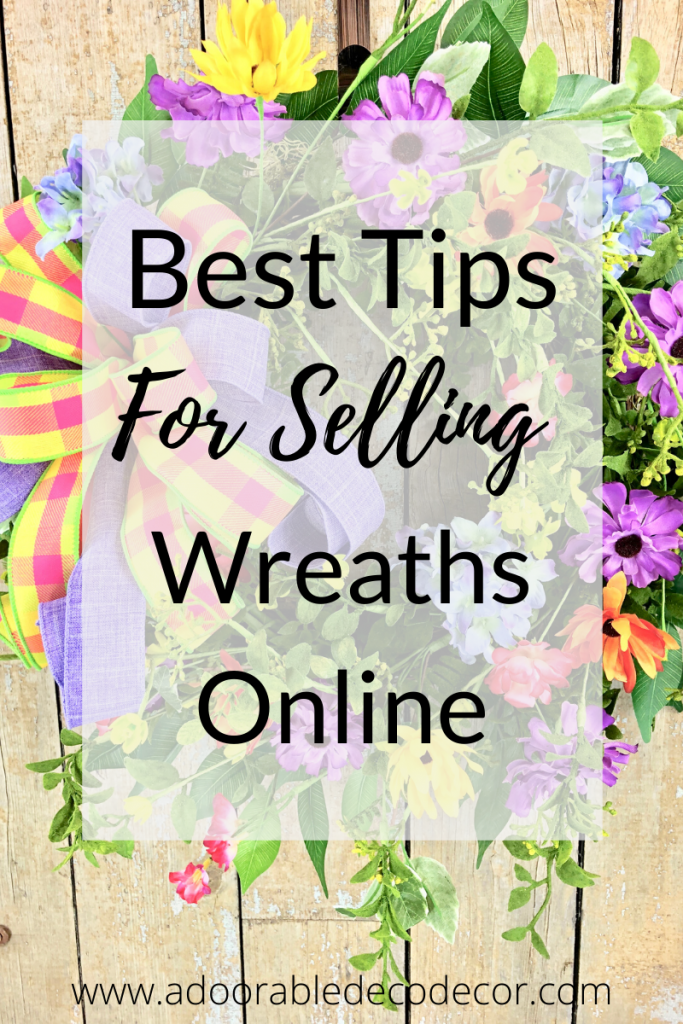 Best Tips For Selling Wreaths Online